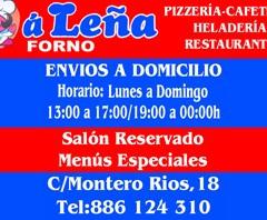 A leña Pizzería/ Restaurante
