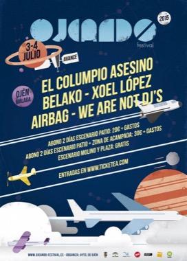 OJEANDO Festival uno de eventos referentes en la provincia de Málaga