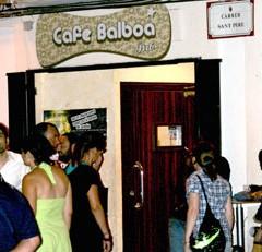 Café Balboa (Elche)