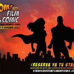 'BOOM! Film & Comic' festival en Vigo