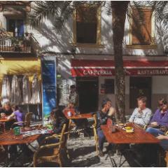 Restaurante-Terraza Giardinos