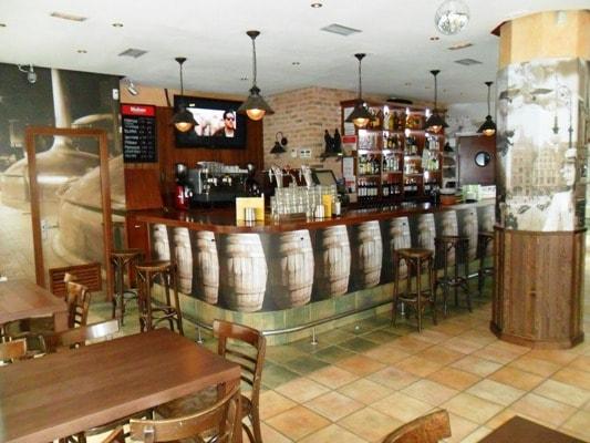 cerveceria merlu en Valladolid