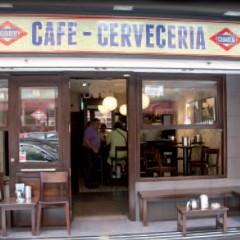 Café-Cervecería Chamberí