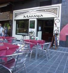 Masaya. Tetería-Café-Bocatas