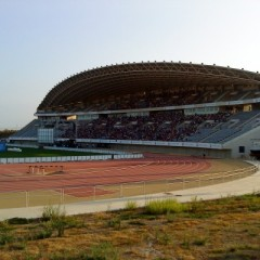 Estadio de Atletismo Ciudad de Málaga