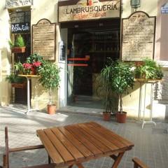 Lambrusquería Coffe-Lunch