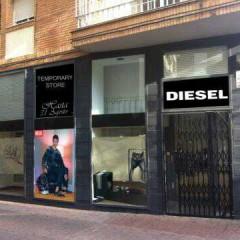 Diesel Temporary Store en Motril