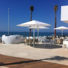 Oleaje Playa Granada