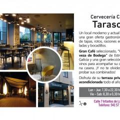 Cervecería Café Tarasca