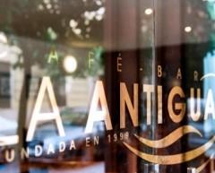 La Antigua -taberna/restaurante