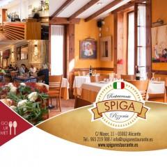 Pizzería Ristorante Italiano Spiga