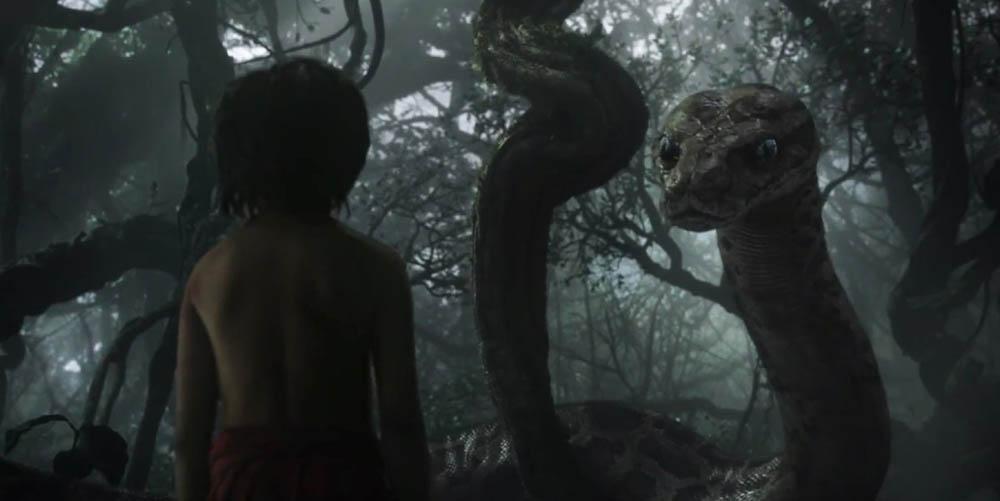 Primer tráiler en español de El llibro de la Selva