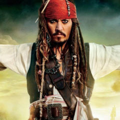 Johnny Depp, fuera del rodaje de 'Piratas del Caribe 6'
