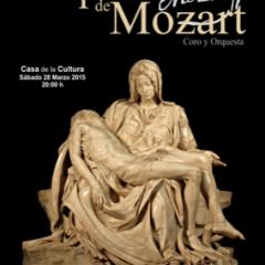 El Réquiem de Mozart en el Auditorio de la Casa de la Cultura de Almuñécar