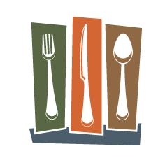 restaurant logo 5542