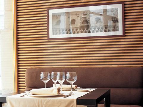 restaurante rincn de la merced nh2