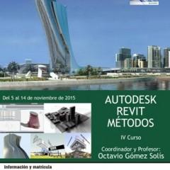 `Curso IV Curso de Autodesk Revit Métodos´ organizado por Funge