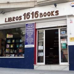 Librería Internacional 1616 Books