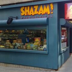 Shazam Cómics