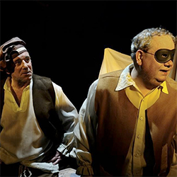 'Viejóvenes, con Joaquín Reyes y Ernesto Sevilla' show en Teatro Afundación de Vigo