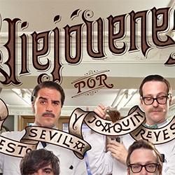 'Viejóvenes, con Joaquín Reyes y Ernesto Sevilla' show en A Coruña