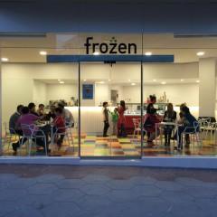 Heladería Frozen
