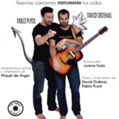 """""""Venidos A Menos"""" con Pablo Puyol y David Ordinas en La Cochera Cabaret"""