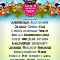 Weekend beach Festival apunta con fuerza para el 2015