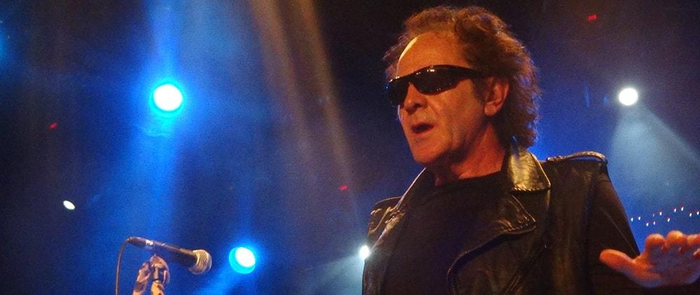 40 años de Burning en directo