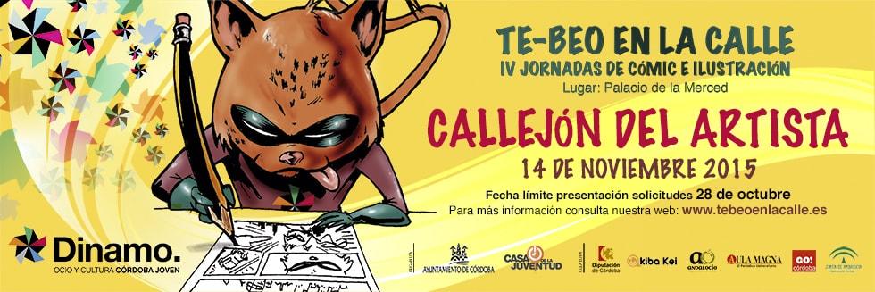 Te Beo en la calle en Córdoba
