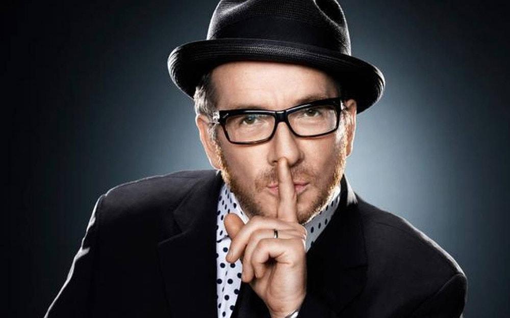 Conciertos de Elvis Costello en España