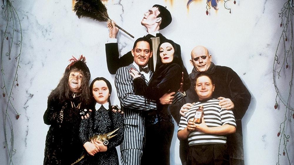 Especial Halloween en Paramount Channel, La Familia Adams
