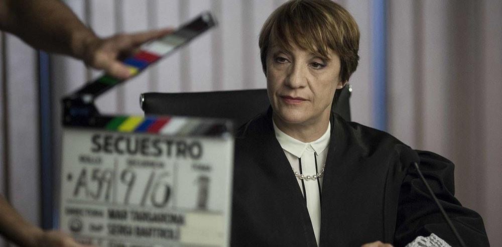 Estreno de la película Secuestro con Blanca Portillo min