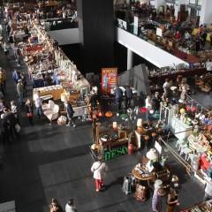 Tercera feria de Antigüedades de Logroño