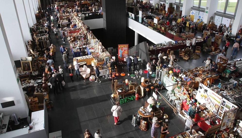 Feria de Antiguedades de Logroño