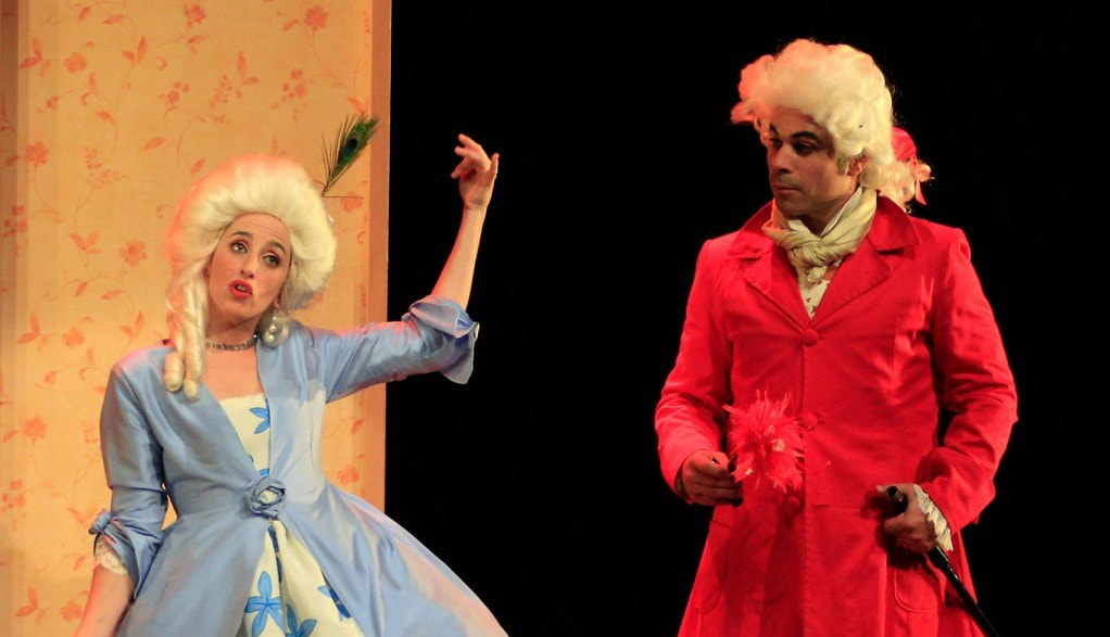 Festival de teatro aficionado de Torrelavega 2015