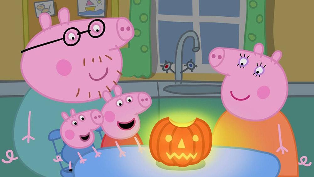 Peppa Pig estrena un capitulo exclusivo para Halloween min