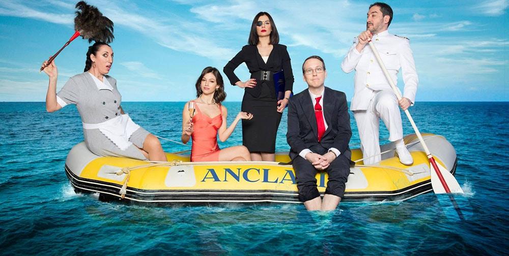 Telecinco cancela 'Anclados'