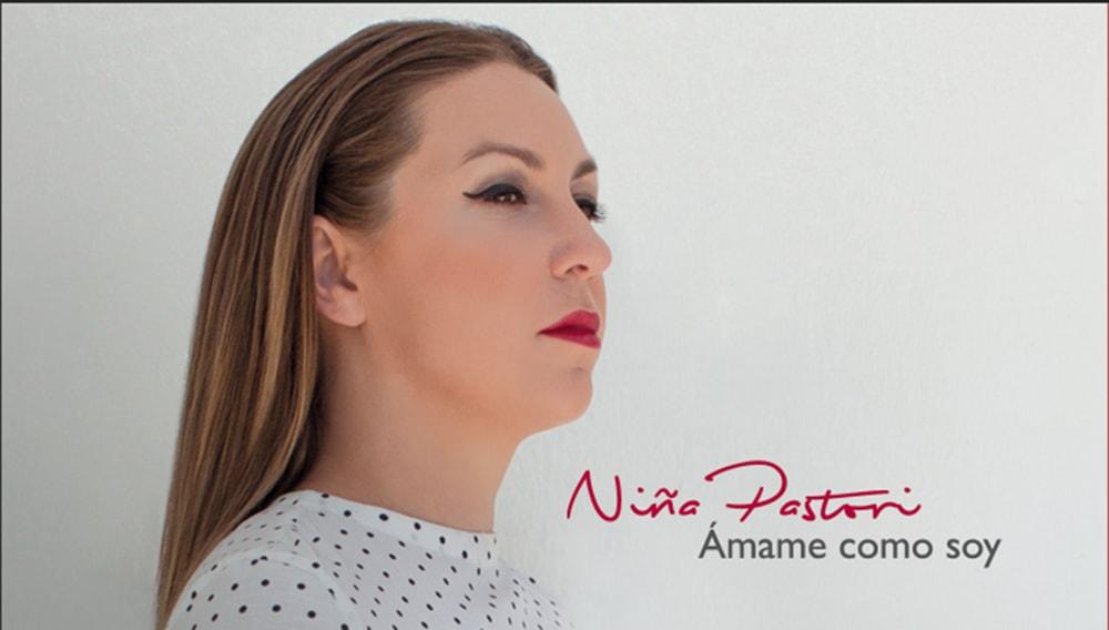 amame como soy de Nina Pastori nuevo disco min