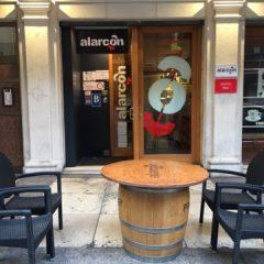 Alarcón Street