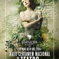 XVIII Certamen de Teatro Garnacha de Rioja
