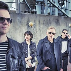 Cartel del Sónar 2016, New Order lo estrena