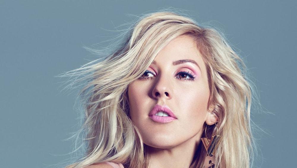 Ellie Goulding en la Fiesta de los 40 principales 2015