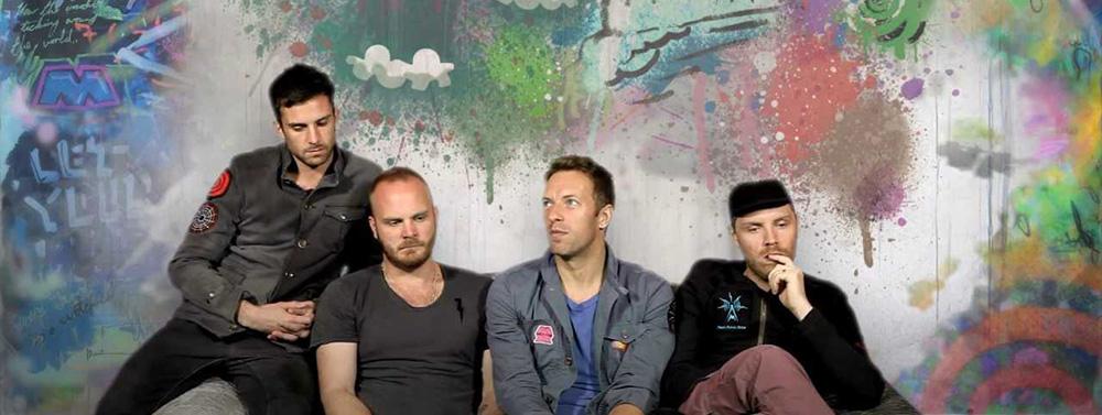 Las entradas para Coldplay en Barcelona a la venta el 27 de noviembre.