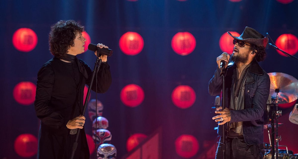 'MTV Unplugged El libro de las mutaciones' de Bunbury