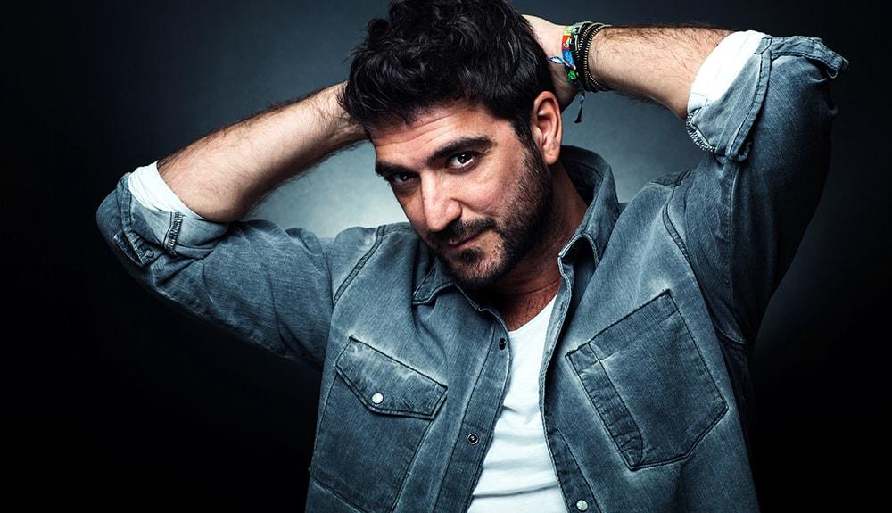 'Mírate' es el nuevo single de Antonio Orozco
