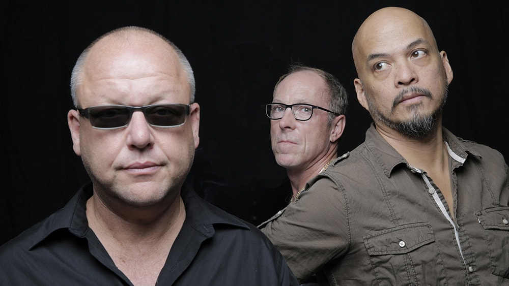 Pixies, cabeza de cartel del Bilbao BBK Live 2016