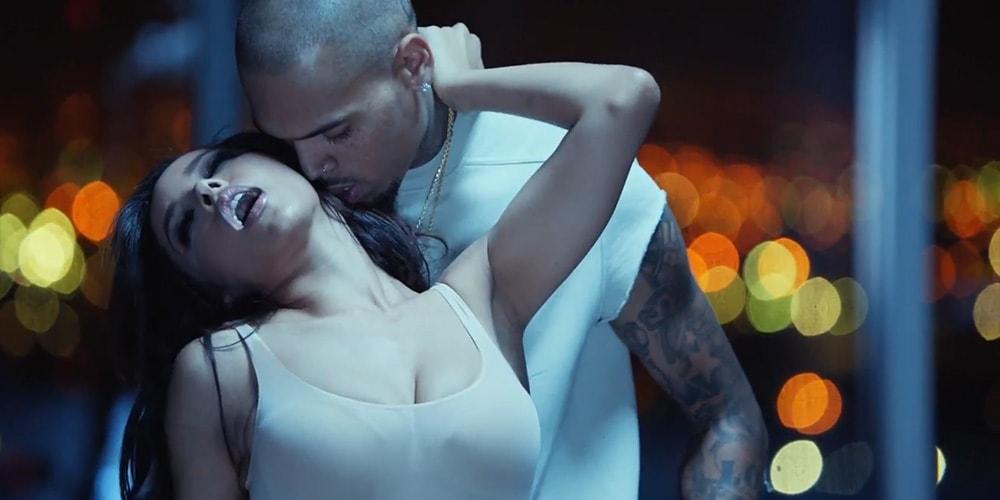 Tinashe con Chris Brown en el video de la sensual 'Player'