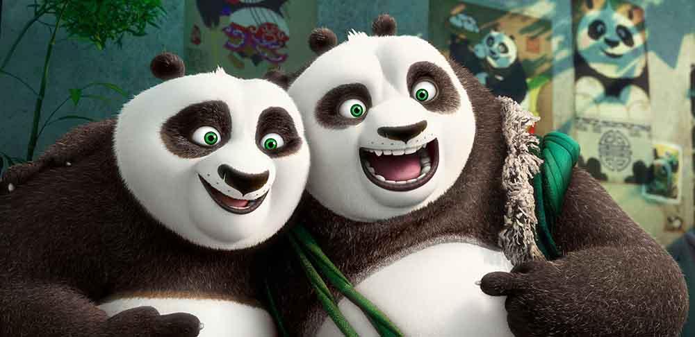 Tráiler en español de Kung Fu Panda 3