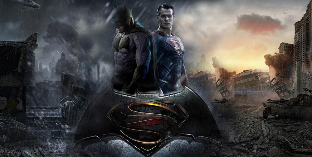 5 estrenos de cine de 2016, Batamn v Superman